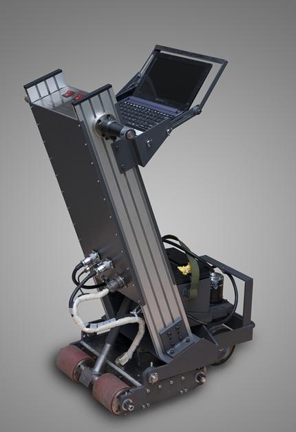 Mscan-I储罐底板腐蚀漏磁扫描器