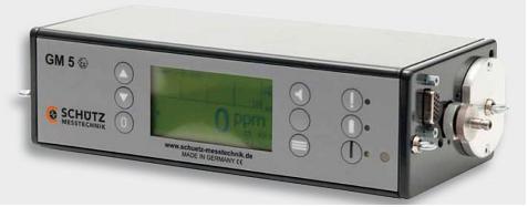 GM5多功能气体泄漏检测仪